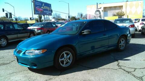 1999 Pontiac Grand Prix for sale at Larry's Auto Sales Inc. in Fresno CA