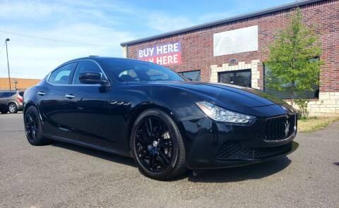 2014 Maserati Ghibli for sale at AUTO BARGAIN, INC. #2 in Oklahoma City OK