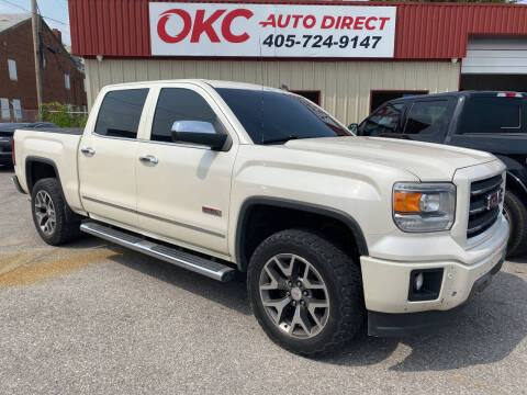 2014 GMC Sierra 1500 for sale at OKC Auto Direct, LLC in Oklahoma City OK