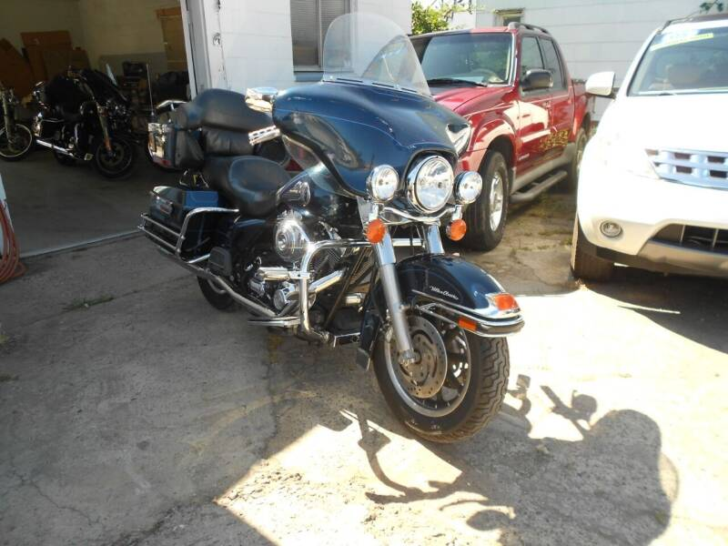 2004 Harley-Davidson ULTRA CLASSIC for sale at Mountain Auto in Jackson CA