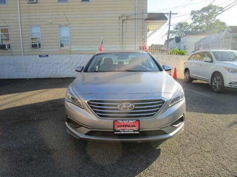2016 Hyundai Sonata for sale at 500 Down Buy Here Pay Here in Paterson NJ