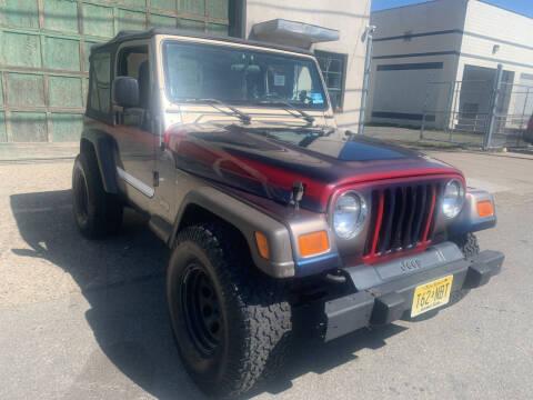 2006 Jeep Wrangler for sale at O A Auto Sale in Paterson NJ