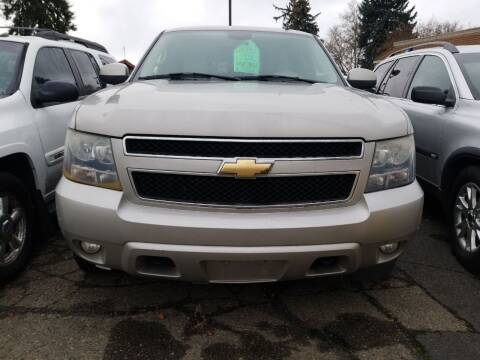 2007 Chevrolet Tahoe for sale at 2 Way Auto Sales in Spokane Valley WA