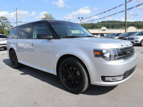 2016 Ford Flex for sale at Viles Automotive in Knoxville TN