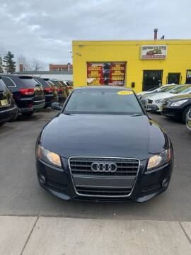 2012 Audi A5 for sale at Hartford Auto Center in Hartford CT