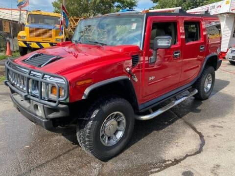 2004 HUMMER H2 for sale at Deleon Mich Auto Sales in Yonkers NY
