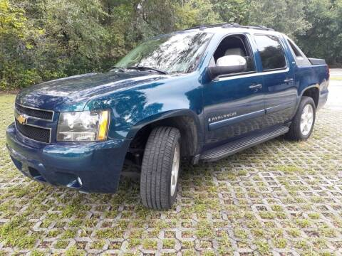 2007 Chevrolet Avalanche for sale at Royal Auto Trading in Tampa FL
