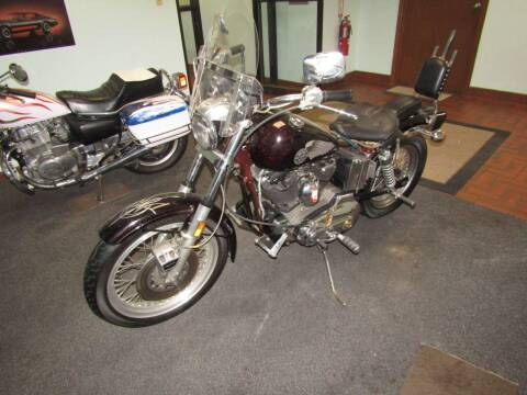1977 HARLEY DAVIDSON XLH for sale at Scott Spady Motor Sales LLC in Hastings NE