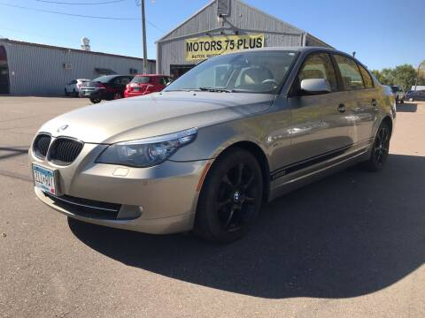 2010 BMW 5 Series for sale at Motors 75 Plus in Saint Cloud MN