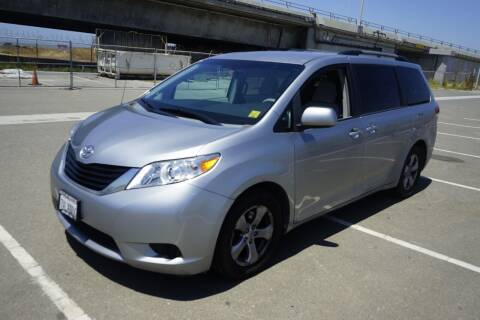 2013 Toyota Sienna for sale at Sports Plus Motor Group LLC in Sunnyvale CA