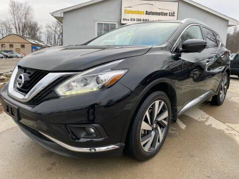 2018 Nissan Murano for sale at COLUMBUS AUTOMOTIVE in Reynoldsburg OH