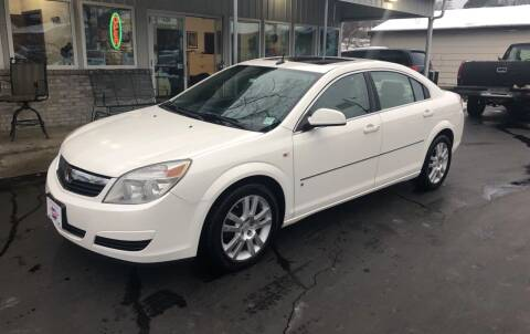 2007 Saturn Aura for sale at County Seat Motors in Union MO