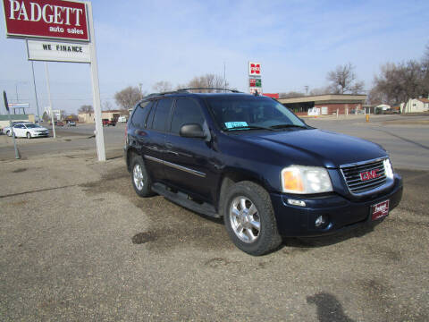 2008 GMC Envoy for sale at Padgett Auto Sales in Aberdeen SD