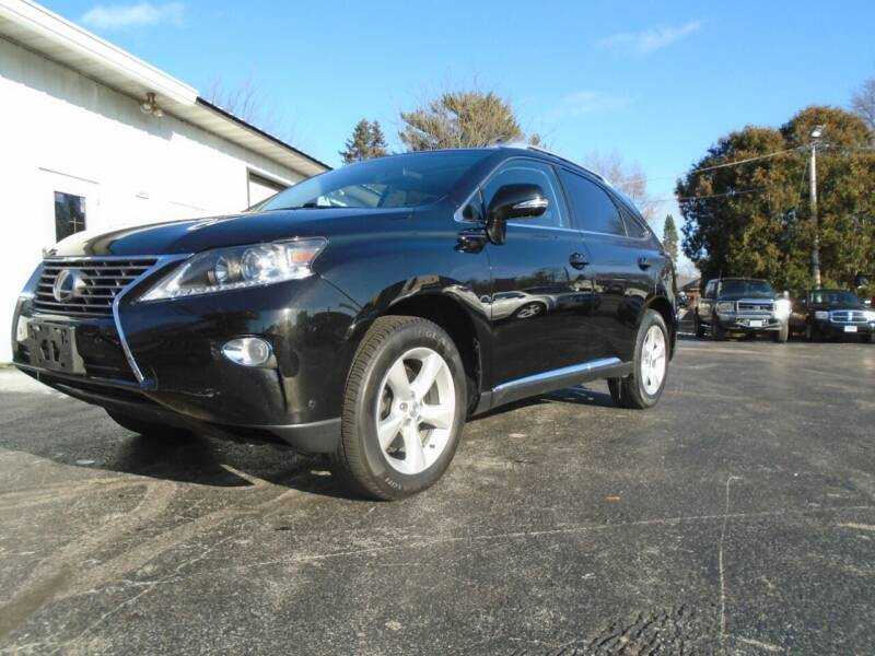 2014 Lexus RX 350 for sale at NORTHLAND AUTO SALES in Dale WI
