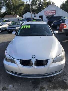 2008 BMW 5 Series for sale at Al's Linc Merc Inc. in Garden City MI