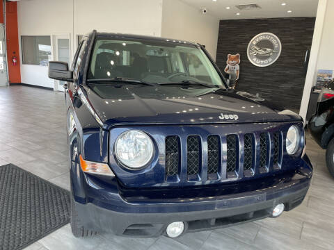2016 Jeep Patriot for sale at Evolution Autos in Whiteland IN