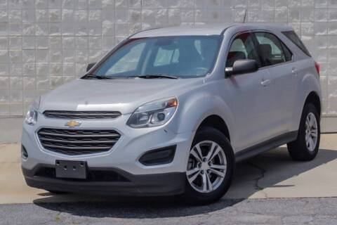 2016 Chevrolet Equinox for sale at Cannon Auto Sales in Newberry SC