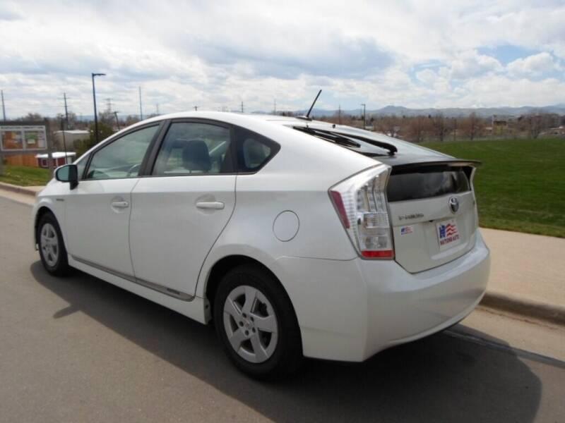 2010 Toyota Prius IV 4dr Hatchback - Lakewood CO