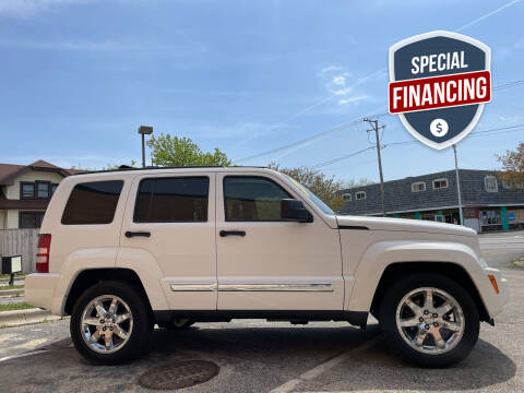 2010 Jeep Liberty for sale at Magana Auto Sales Inc in Aurora IL