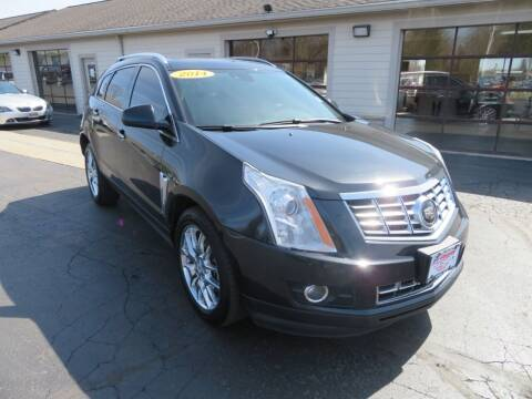 2014 Cadillac SRX for sale at Tri-County Pre-Owned Superstore in Reynoldsburg OH