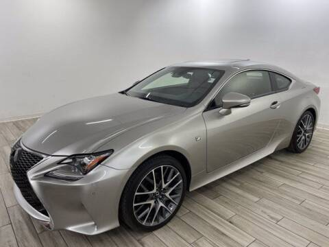2018 Lexus RC 350 for sale at TRAVERS GMT AUTO SALES - Traver GMT Auto Sales West in O Fallon MO