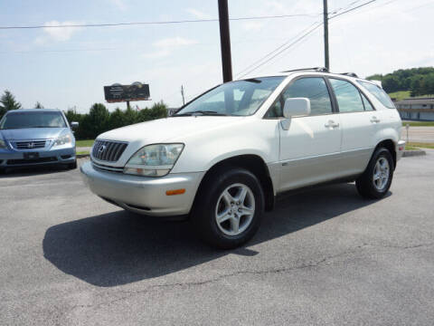2002 Lexus RX 300 for sale at CHAPARRAL USED CARS in Piney Flats TN
