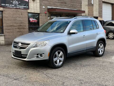 2010 Volkswagen Tiguan for sale at Innovative Auto Group in Hasbrouck Heights NJ
