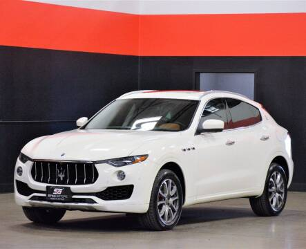 2017 Maserati Levante for sale at Style Motors LLC in Hillsboro OR