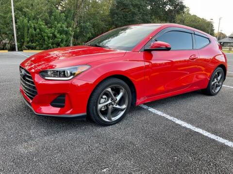 2019 Hyundai Veloster for sale at Blum's Auto Mart in Port Orange FL