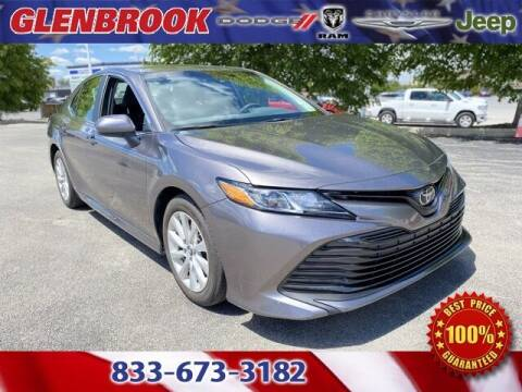 2018 Toyota Camry for sale at Glenbrook Dodge Chrysler Jeep Ram and Fiat in Fort Wayne IN