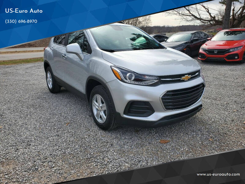 2020 Chevrolet Trax for sale at US-Euro Auto in Burton OH