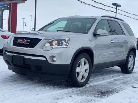 2007 GMC Acadia for sale at Right Price Auto in Idaho Falls ID