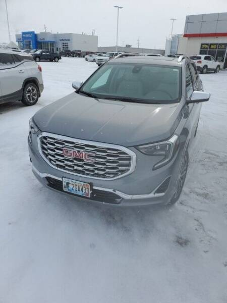 2018 GMC Terrain for sale at Sharp Automotive in Watertown SD