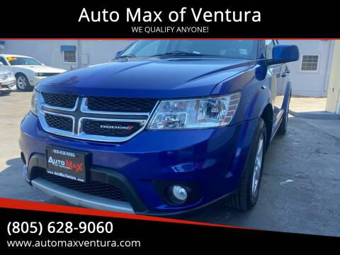 2012 Dodge Journey for sale at Auto Max of Ventura in Ventura CA