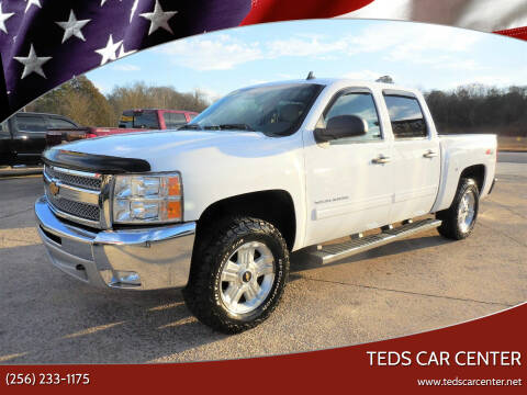 2012 Chevrolet Silverado 1500 for sale at TEDS CAR CENTER in Athens AL