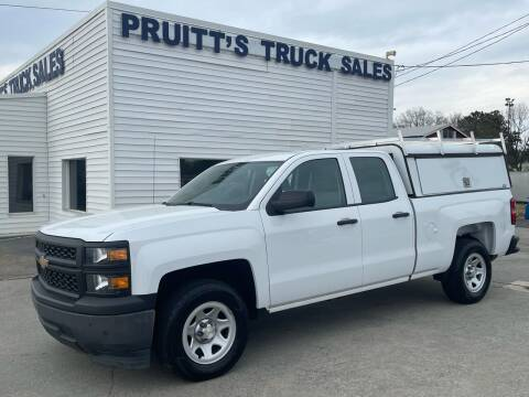 2015 Chevrolet Silverado 1500 for sale at Pruitt's Truck Sales in Marietta GA
