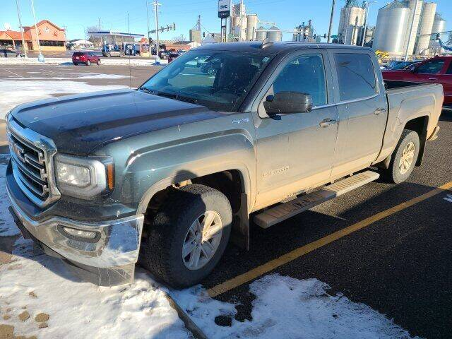 2017 GMC Sierra 1500 for sale at Sharp Automotive in Watertown SD