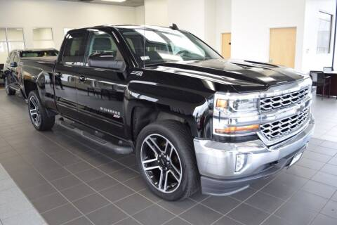2016 Chevrolet Silverado 1500 for sale at BMW OF NEWPORT in Middletown RI