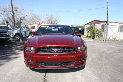 2014 Ford Mustang for sale at Fabela's Auto Sales Inc. in Dickinson TX