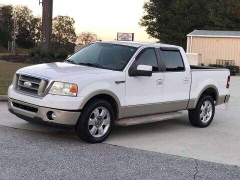 2007 Ford F-150 for sale at Two Brothers Auto Sales in Loganville GA