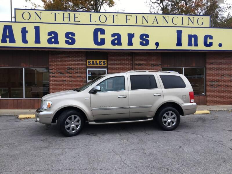 2008 Chrysler Aspen for sale at Atlas Cars Inc. in Radcliff KY