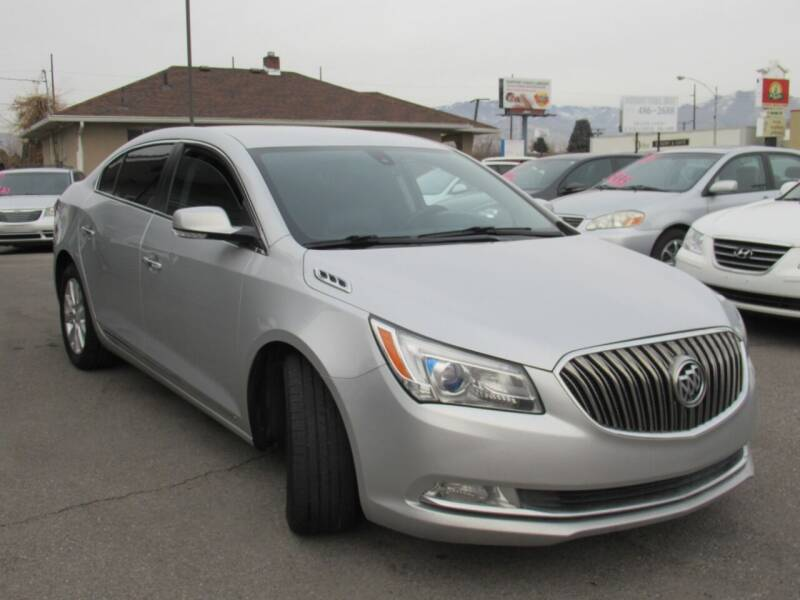 2015 Buick LaCrosse for sale at Crown Auto in South Salt Lake City UT