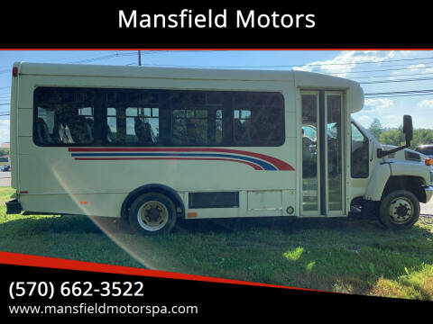 2009 Chevrolet C4500 for sale at Mansfield Motors in Mansfield PA