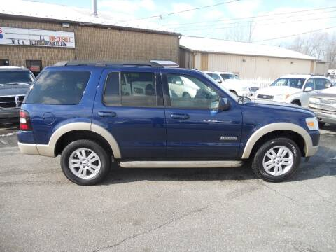 2008 Ford Explorer for sale at All Cars and Trucks in Buena NJ