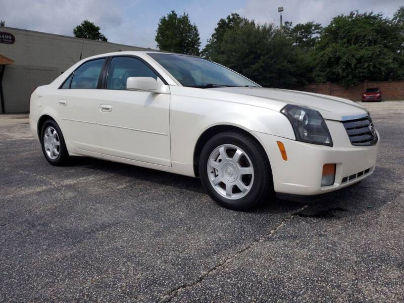 2003 Cadillac CTS for sale at Ron's Used Cars in Sumter SC