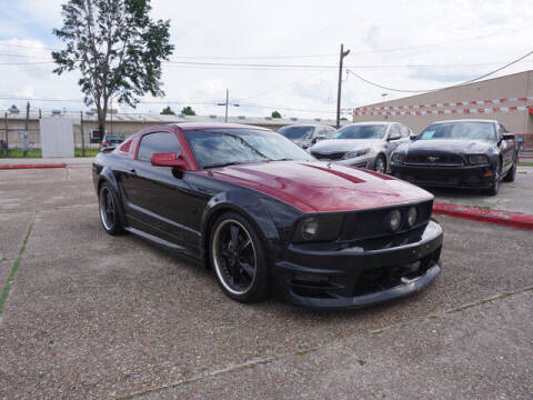 2007 Ford Mustang for sale at BLUE RIBBON MOTORS in Baton Rouge LA