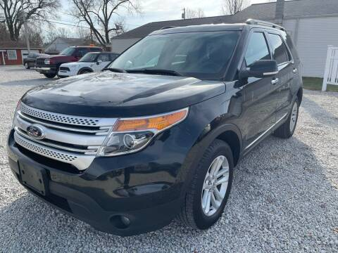 2014 Ford Explorer for sale at Davidson Auto Deals in Syracuse IN