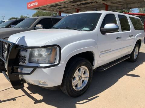 2008 Chevrolet Suburban for sale at KD Motors in Lubbock TX