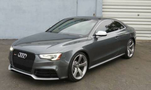 2013 Audi RS 5 for sale at JumboAutoGroup.com - Carsntoyz.com in Hollywood FL
