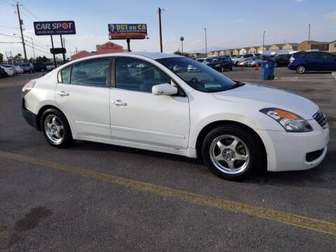 2007 Nissan Altima for sale at Car Spot in Las Vegas NV
